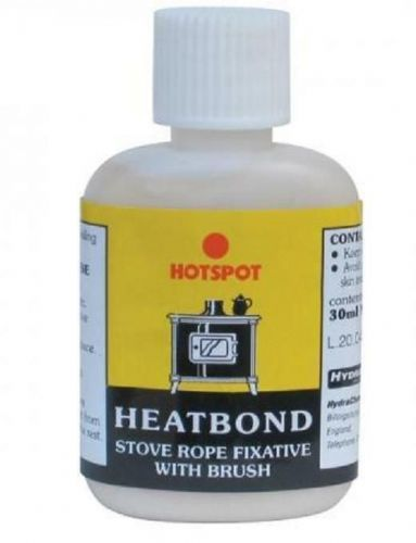 Hotspot Heatbond Stove Rope Fixative With Brush